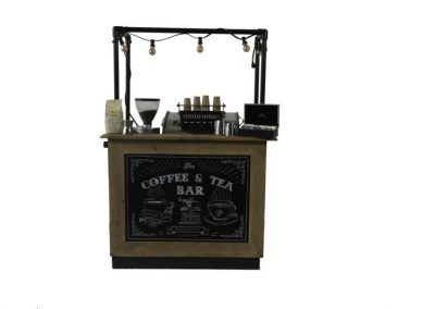 Small vintage bar coffee